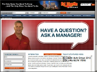 Martin Automotive Group >> Ed Martin Automotive Grp 770 N Shadeland Ave Indianapolis